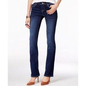 Inc Denim Boot Leg regular Fit Sz 10 Short
